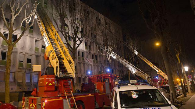 BOULOGNE : Après l'incendie meurtrier, l'Etat apporte son soutien