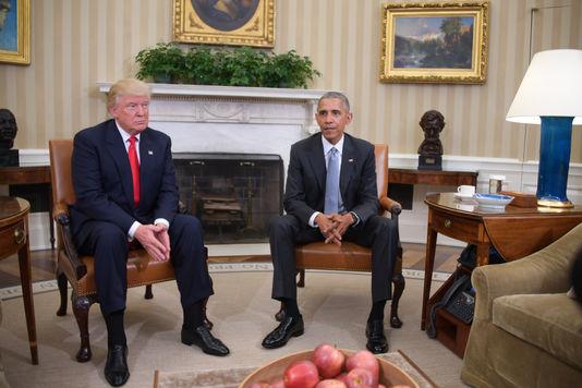 Obama pense qu'il aurait battu Trump, si un troisième mandat était possible