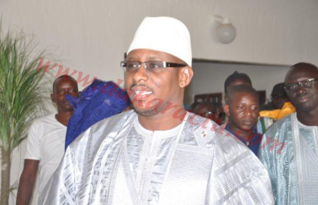 Les militants de l'APR de Louga se félicitent du rapprochement entre Moustapha Diop et Mamadou Mamour Diallo