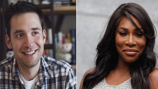 Serena Williams va épouser le boss du forum Reddit