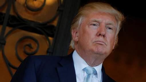Trump prépare son discours d'investiture