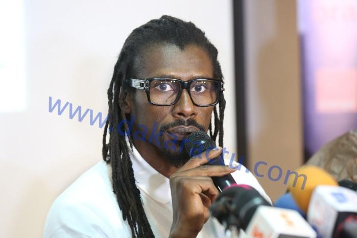Classement Fifa, cas Sadio Mané, les absents et retour : Les moments forts de la conférence de presse d'Aliou Cissé