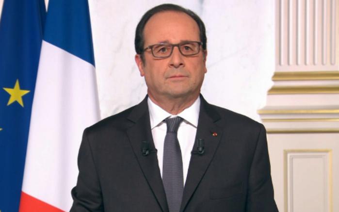 Voeux : Hollande appelle à ne pas «brutaliser la société » en 2017