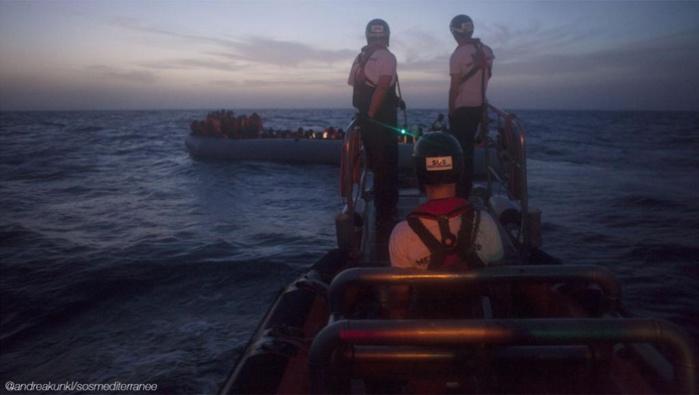 La Méditerranée a englouti plus de 5000 migrants en 2016