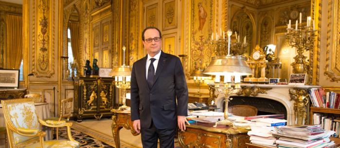 L'Élysée a fait plein de fautes pendant les vœux de François Hollande