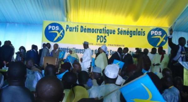 Tournée nationale : Le PDS dans les régions de Thiès