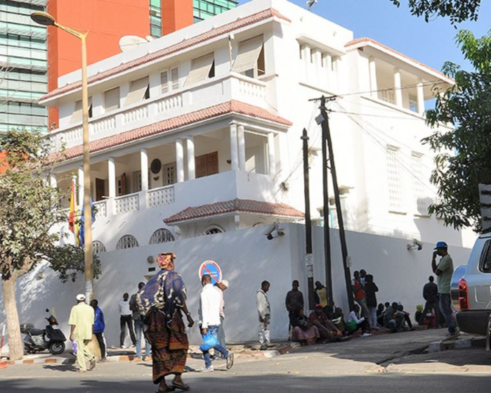 Le calvaire des demandeurs de visa au consulat d'Espagne de Dakar
