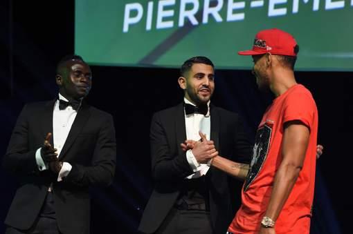 CAF : Riyad Mahrez élu Joueur africain de l'année 2016