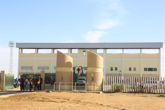 LOUGA - Le stade Alboury N'diaye fait peau neuve pour accueillir l'hélicoptère du Président Sall