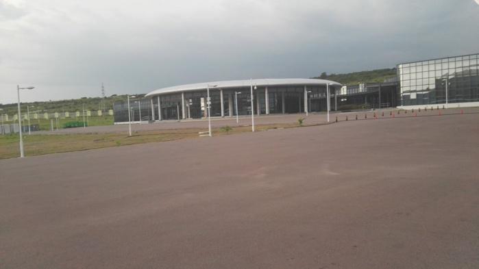 Le complexe sportif de Kintele à Brazzaville : lieu de regroupement des Lions