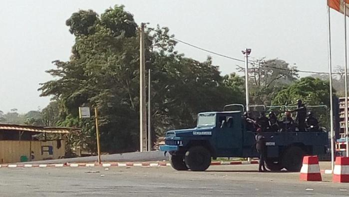 Côte d'Ivoire : situation toujours tendue et détermination des militaires mutins