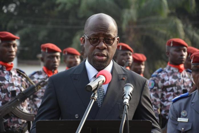 Côte d'Ioire : libération du ministre de la Défense qui a quitté Bouaké