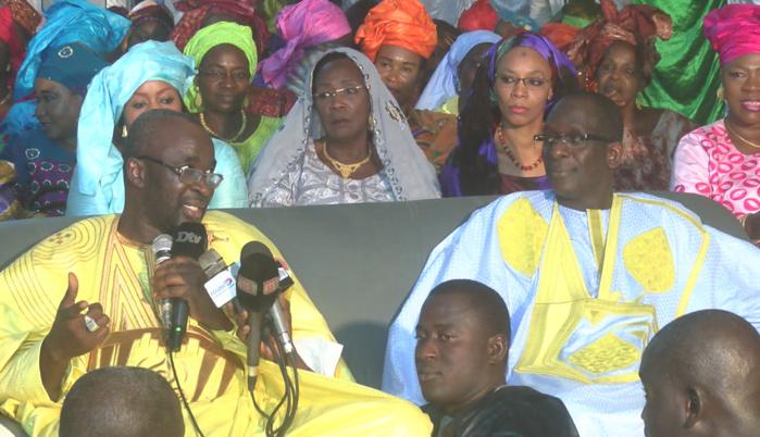 """THIANT DE CISSÉ LÔ À TOUBA  : """" J'ai beaucoup d'argent... Je lorgne désormais les mairies de Yoff et de Dakar '"""