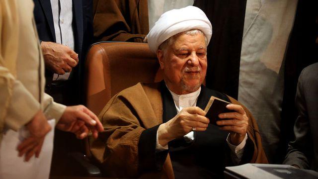 L'ancien président iranien Akbar Hachémi Rafsandjani est mort
