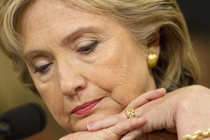 """""""Hillary Clinton ne sera plus candidate à rien"""""""