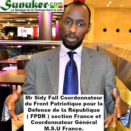 BASSIROU GUÈYE ET LE DOYEN DES JUGES SAMBA SALL : Le couple de fossoyeur de la Justice sénégalaise (FPDR France )