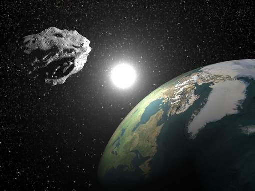 """Un astéroïde équivalent à 30 bombes nucléaires a """"frôlé"""" la Terre"""