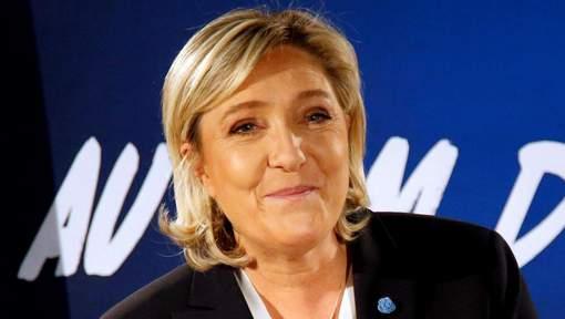 Présidentielle en France : Le Pen et Fillon en tête des sondages