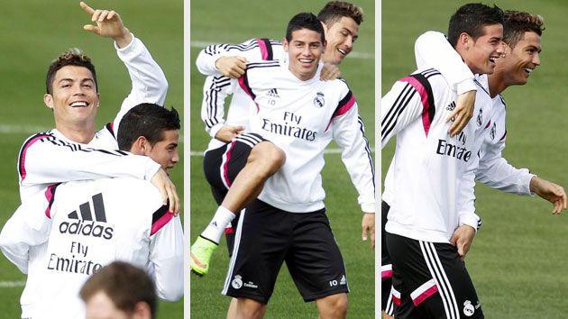 """""""Cristiano Ronaldo a évité que James Rodriguez signe à Chelsea"""""""