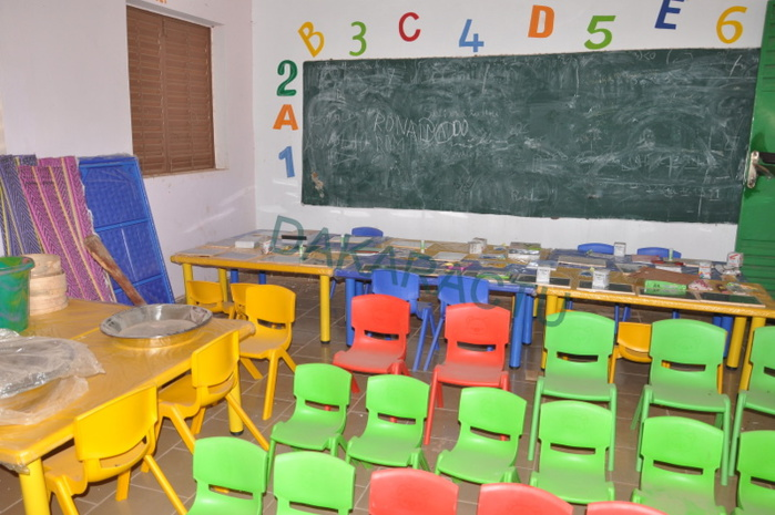 Inauguration de la case des tout-petits à Keur Nganda : Le khalife Général des Mourides reçoit la clé de la nouvelle structure d'une valeur de 47 millions