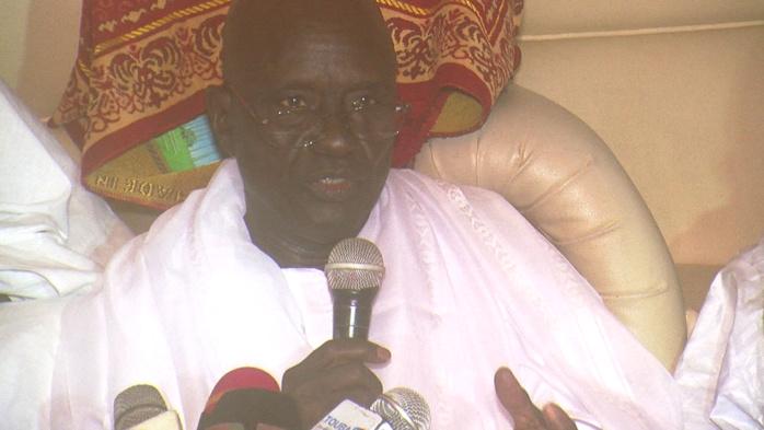 DAROU MOUKHTY - Serigne Abbas Mbacké donne les lignes directrices de son Khalifat