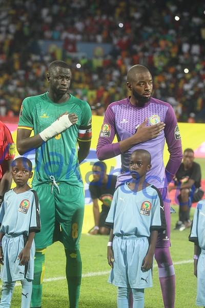 Tunisie-Sénégal : Abdoulaye Diallo homme du match