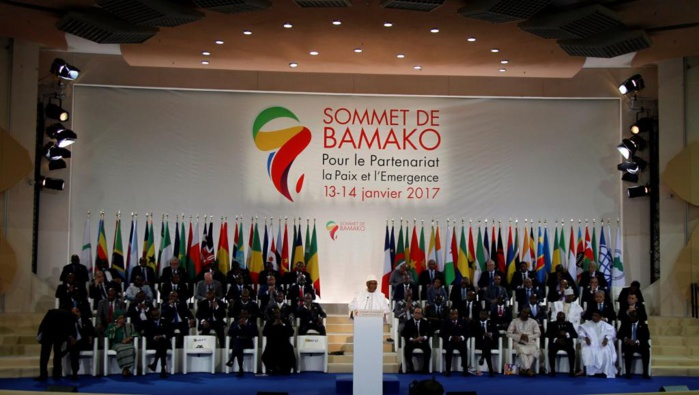 Ce qu'il faut retenir du sommet Afrique-France à Bamako (Jeune Afrique)