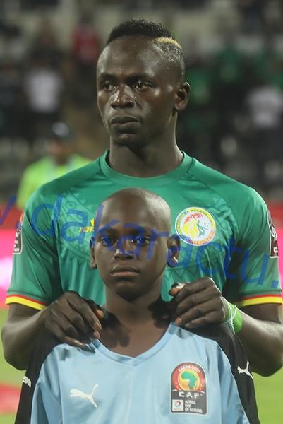 Sadio Mané, milieu de terrain : « Le plus important c'est de gagner! »