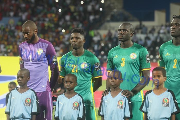Abdoulaye Diallo, gardien de but et homme du match : « Ça aurait pu être pire…»