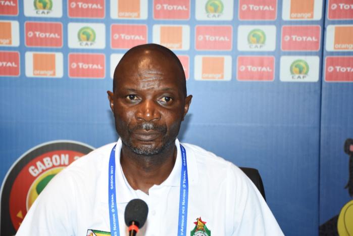 Kalisto Pasuwa, entraîneur du Zimbabwe : « Nous sommes toujours le favori du groupe…Musona sera absent »