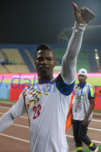 Diao Baldé Keïta : « Je n'ai aucun problème avec le coach… »