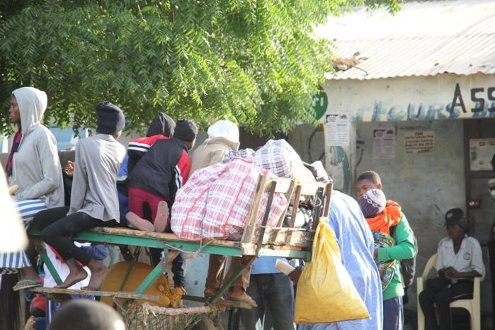 Afflux record de Gambiens à Kolda : 3318 réfugiés enregistrés dont 1468 à Kréwane où trois femmes ont accouché à leur arrivée