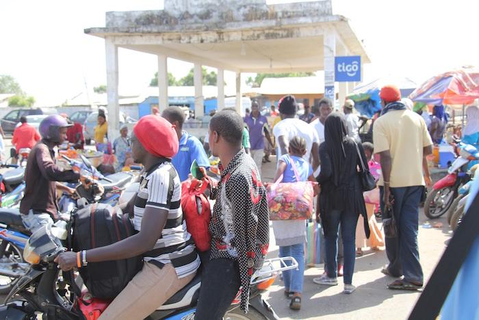 ARRIVÉE EN MASSE DES RÉFUGIÉS GAMBIENS : Remarquable élan de solidarité des populations sénégalaises
