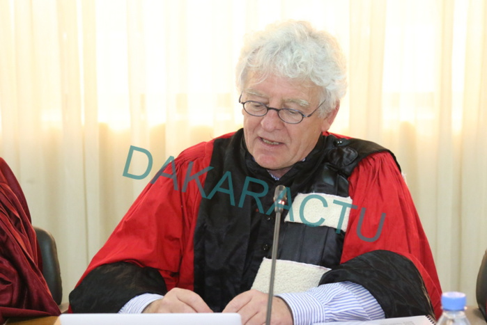 Soutenance solennelle : Le CESAG fête  son premier docteur