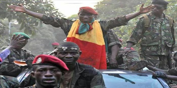 Tirs au Camp Alpha Yaya Diallo de Conakry ce vendredi 20 janvier 2017 (Officiel, explications du ministre guinéen de la défense)