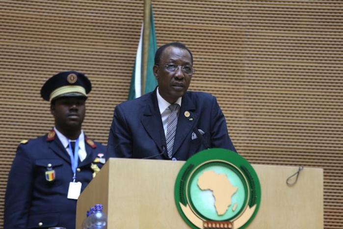 Le Président en exercice de l'UA, Idris Deby Itno, se félicite de l'investiture de Adama Barrow, comme Président de la République de Gambie et apporte son soutien aux efforts en cours pour le règlement de la crise