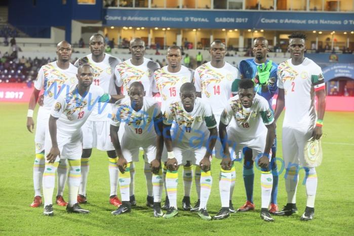 CAN2017-Sénégal-Algérie : la composition des Lions est tombée