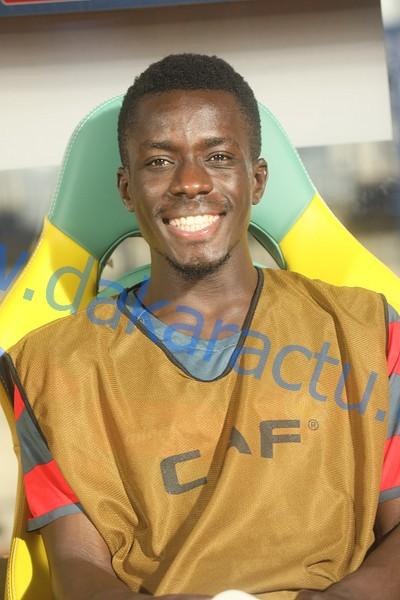 Idrissa Gana Guèye : « Le Cameroun sera favori du quart de finale… »