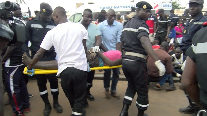 ACCIDENT GRAVE À SAGNA : Le bilan s'alourdit à 15 morts