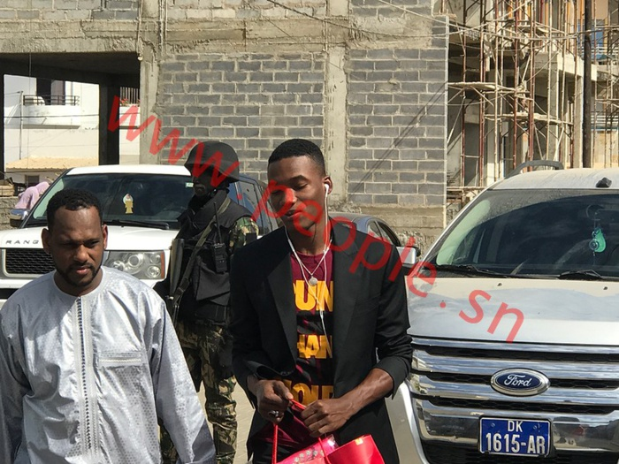Voici Baba Barrow, le fils du nouveau président de la Gambie, Adama Barrow