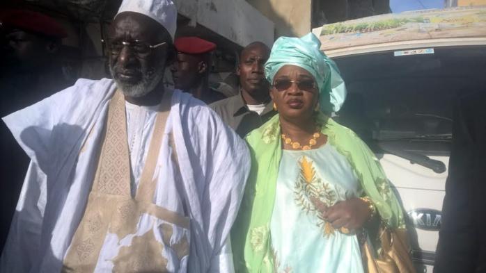 Ziarra annuelle de la famille Omarienne : Aida Mbodj perpétue une tradition vieille de plus de 10 ans.