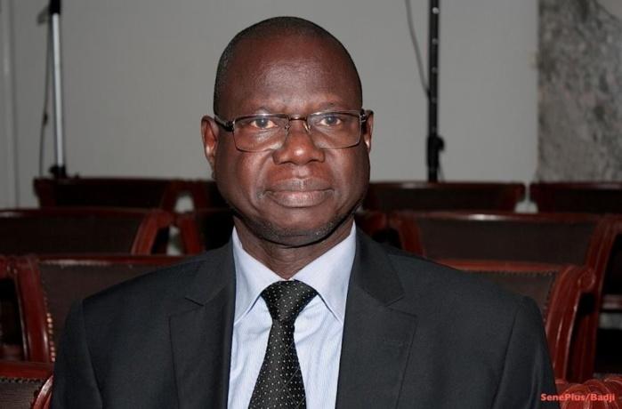 SESSION PLENIERE DE L'ASSEMBLEE NATIONALE POUR L'ADOPTION D'UNE RESOLUTION SUR LA CRISE POSTELECTORALE EN GAMBIE : Discours du ministre Augustin Tine