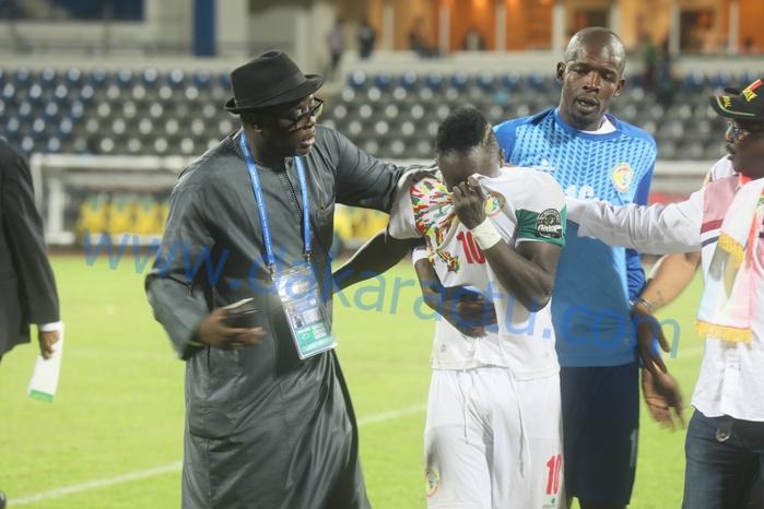 Quart de finale CAN- Les images du match Sénégal vs Cameroun