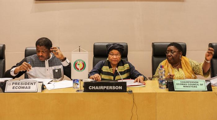 La CEDEAO va étudier la question du maintien de ses troupes en Gambie (Président Commission)
