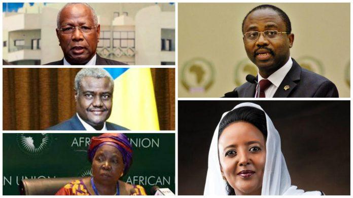 Voici les résultats des élections à la présidence de la Commission de l'Union Africaine