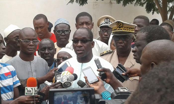 "Abdoulaye Diouf Sarr  au maire de Dakar : "" Khalifa Sall doit rentrer dans les rangs"""