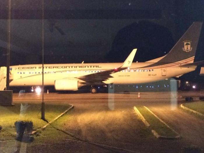 Retour des Lions : L'avion a coûté 75 millions de francs CFA à l'Etat Sénégalais