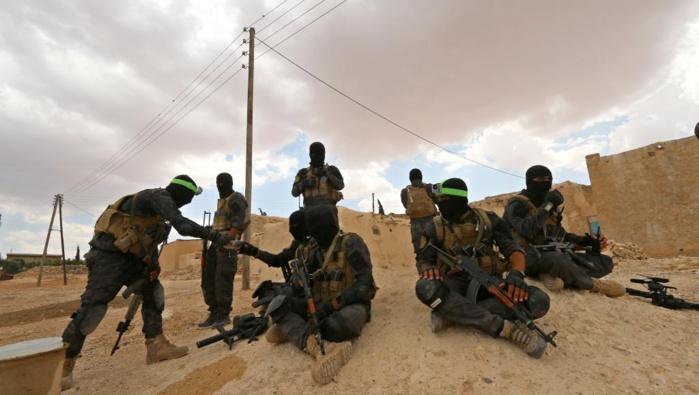 Syrie : Washington livre des véhicules blindés aux FDS, du jamais-vu