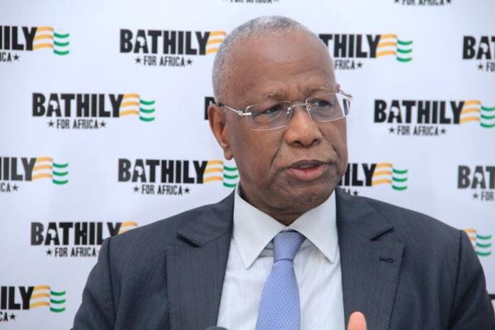Abdoulaye Bathily sur sa défaite : « J'étais le meilleur candidat »