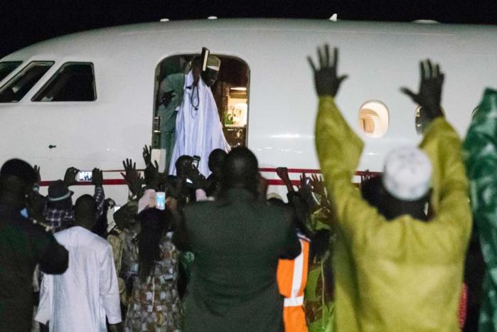 GAMBIE : Comment Yahya Jammeh a lâché ses proches entre Conakry et Malabo